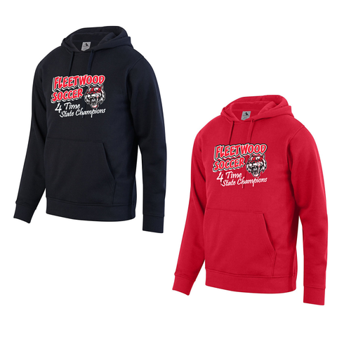 Fleetwood Soccer - Heavyweight Hooded Sweatshirt
