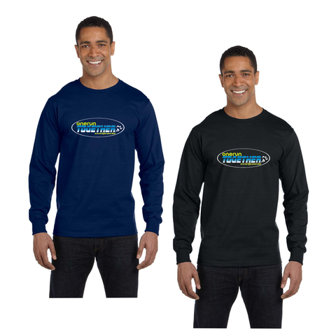 One Run Together - Long Sleeve Tee