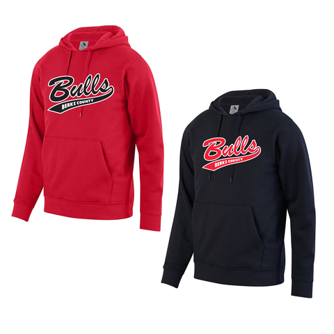 Berks County Bulls - Heavyweight Hooded Sweatshirt