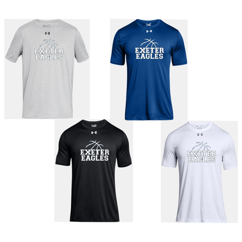 Exeter Basketball - Under Armour Locker Tee