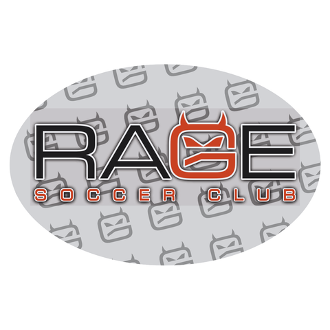 Rage SC - Sticker