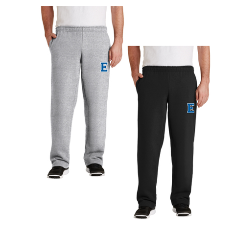 Exeter Basketball - Open Bottom Sweatpants