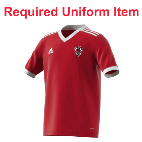 Rage SC - Adidas Tabela 18 Jersey - Required Uniform Item