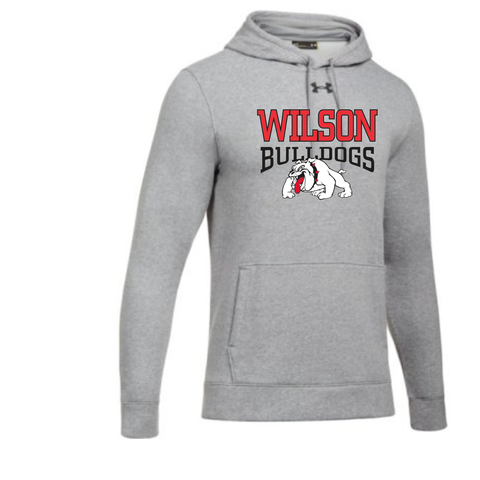 Green Valley Elementary School - Under Armour Hustle Hoody