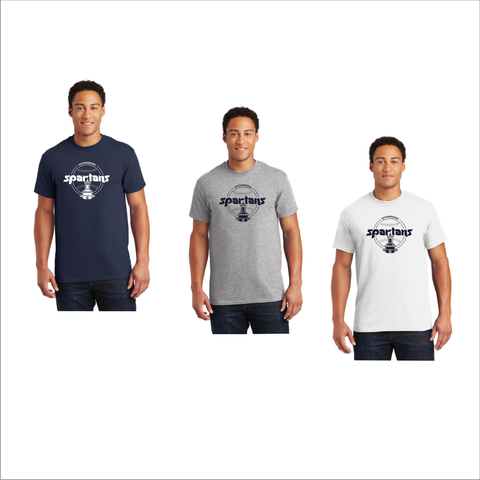 Wyomissing Baseball - Short Sleeve Tee (Tower Logo)