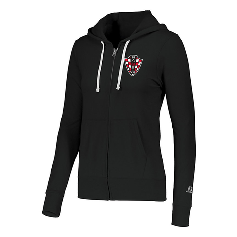 Rage SC - Women's Full Zip Hooded Sweatshirt