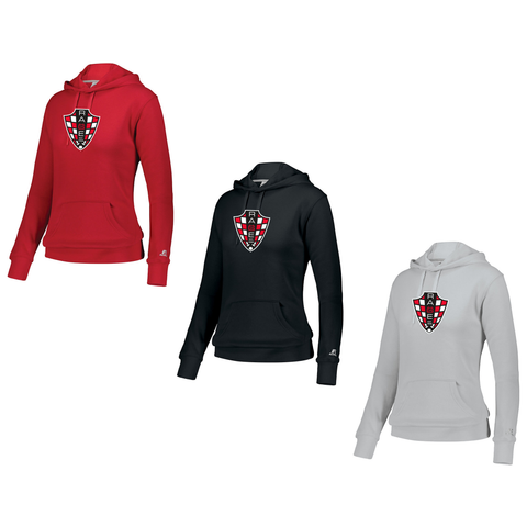 Rage SC - Women's Heavyweight Hooded Sweatshirt