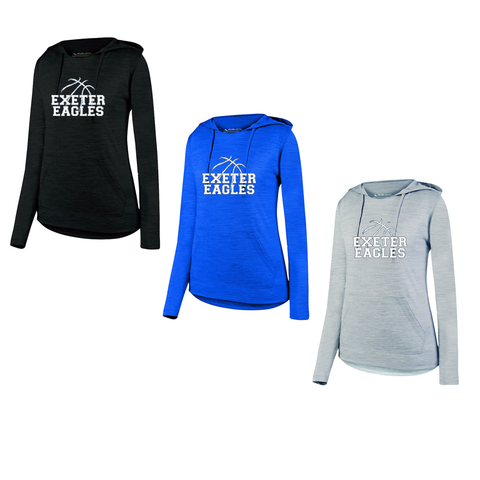Exeter Basketball - Women's Lightweight Shadow Hoody