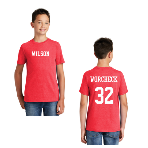 PW Foundation - Youth Triblend Replica Jersey