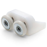 1 x Double Shower Door Roller/Runner/Wheel Diameter 19mm AT19