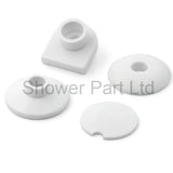 --1 x Single Bottom Shower Door Rollers/Wheels/Runners Wheel Diameter Suitable for Matki Radiance AT4