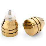 --1 x Shower Door Handle/ Knob Gold High Quality B40