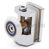 --Set of 2 Single Shower Door Rollers /Runners/Wheels 23mm or 26mm Wheel Diameter BE-M11