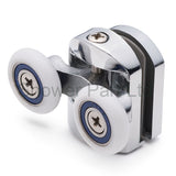 --Set of 2 Shower door Rollers/Runners/Wheels 23mm or 26mm Wheel Diameter BE-M24