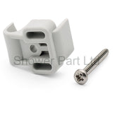 2 x Shower Door Hooks/Guides / Replacement Parts CR2