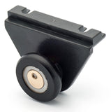 1 x Shower Door Roller /Runners/Rollers/Wheels/ Carriers shower spare part 21mm Wheel Diameter E5
