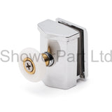 1 x Bottom Single Shower Roller/Runner 23mm Wheel Diameter J074