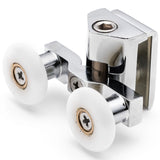1 x Double Top Shower Roller/Runner 23mm Wheel Diameter J074