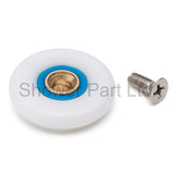 4 x Shower Door Rollers/Runners/Replacement/ Wheel Diameter 26mm or 28mm K056