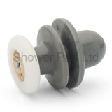 1 x Replacement Shower Door Roller/Runner/ Wheels/Pulleys 25mm Wheel Diameter L-K03