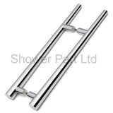Shower/Bath Door Handle/Knob Solid Zinc Alloy L080