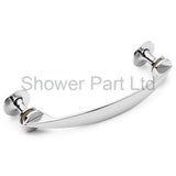 WHOLESALE JOBLOT 100 X Shower Bath Door Handle/Knob Solid Zinc Alloy L095