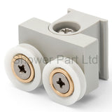 1 x Top Double Shower Door Roller/Runners/Wheels LUX1