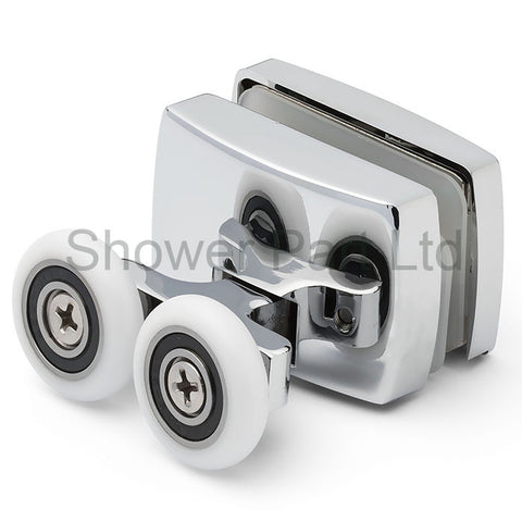 Part Ref S742 1 X Twin Bottom Zinc Alloy Shower