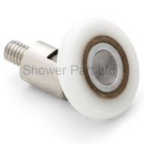 4 x Sliding Shower Door Rollers/Runners/Wheels 19mm, 23mm, 25mm or 27mm Wheel Diameter  LW029
