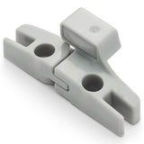 Shower Door Centre Hinge for Manhattan /Guides MS9