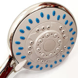 1 x High Pressure 3 Settings Water Saving Shower Head NR3