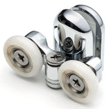 1 x Bottom Roller / Runners For Shower Door Spring Loaded 20mm Wheel Diameter SP1