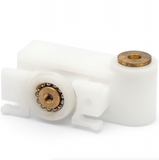 Set of Top & Bottom Shower Door Roller /Rollers/ Wheels / Runners Small Wheel Diameter 19mm Left & Right MS4