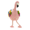Fiona Walker England Bright Flamingo Book Stopper