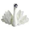 Fiona Walker England Swan with Wings Wall Head