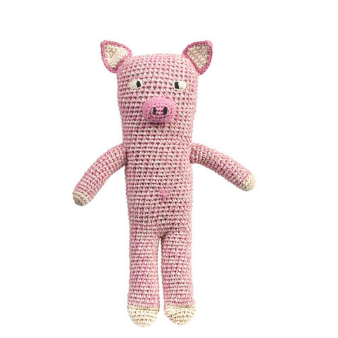 Anne-Claire Petit Bram Crochet with Bell - Pink