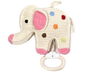 Anne-Claire Petit Elephant Music Box - Nature