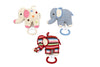 Anne-Claire Petit Elephant Musical Pull - Multi Color
