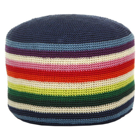 Anne-Claire Petit Multi Pouffe - Multi Color
