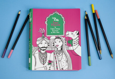 Leap & Hop - India - Travel Activity Book