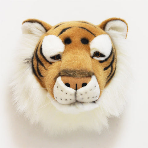 BiBiB & Co Plush Trophy - Tiger