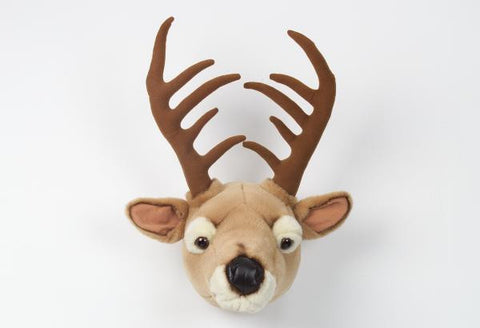 BiBiB & Co Plush Trophy - Deer