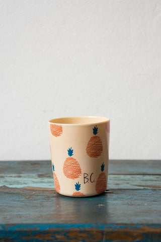 Bobo Choses Pineapple Melamine Cup