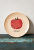 Bobo Choses Apple Melamine Plate