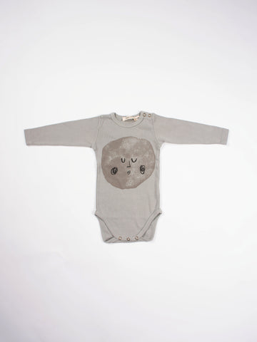 Bobo Choses Onesie LS - Moon