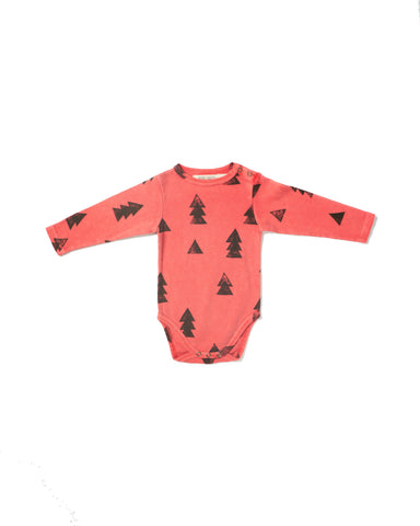 Bobo Choses Onesie LS - Woods