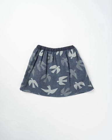 Bobo Choses Jacquard Skirt - Birds