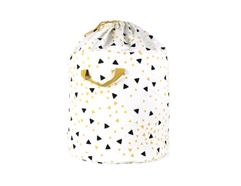 Nobodinoz Toy Bag Black Honey Sparks