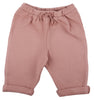 Emile et Ida Drawstring Waist Trousers - Dusty Pink