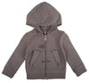 Emile et Ida Rabbit Hood Sweatshirt - Grey
